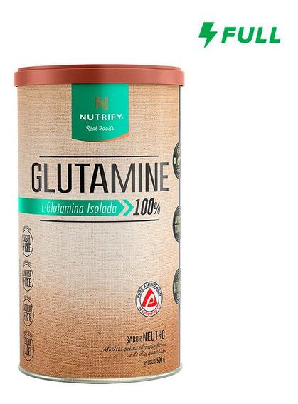 Glutamine 500g - Nutrify