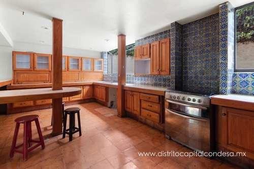 Casa En Venta En Condominio En Vista Hermosa, Cuajimalpa