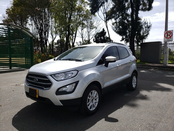 Ford Ecosport Se Automática 1.5 Lt