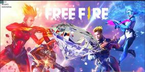 Free Fire Garena Freefire 1860 Diamantes Recarga Na Conta