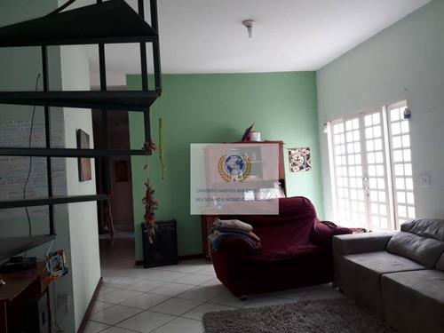 Casa Com 5 Dormitórios À Venda, 184 M² Por R$ 900.000,00 - Cidade Universitária - Campinas/sp - Ca1078