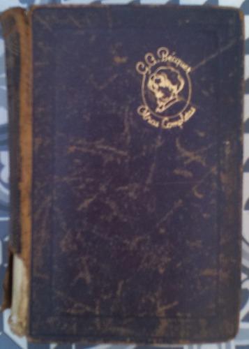 Libro Obras Completas Gustavo Adolfo Becquer