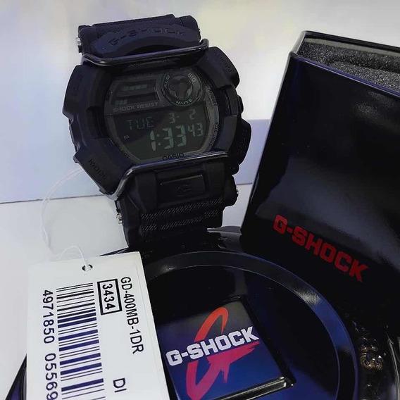 Relógio G-shock Gd 400 Mb1dr Frete Grátis !!!