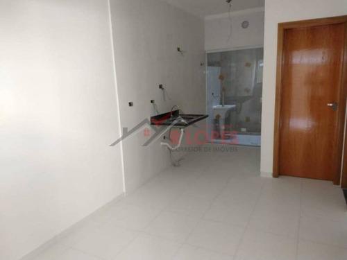 Imagem 1 de 13 de Condominio Fechado Para Venda No Bairro Vila Antonieta, 2 Dorm, 1 Vagas, 40,00 M, 40,00 M - 2077