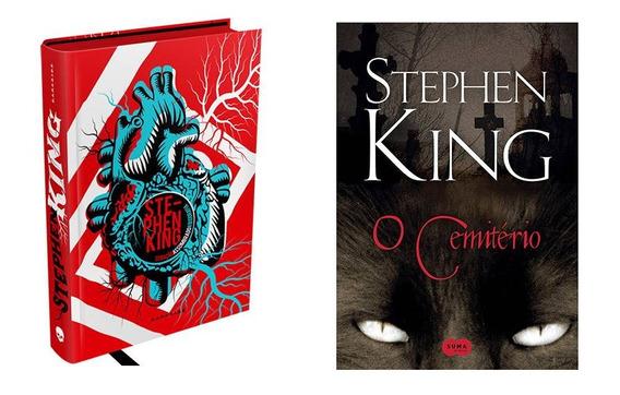 Stephen King: O Cemitério + Coração Assombrado