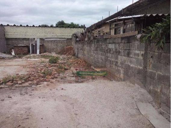 Terreno Residencial À Venda, Parque Santo Antônio, Taubaté. - Te0169