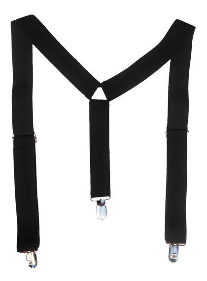 Tiradores De Largo Regulable Unisex - P/ Pantalon Y Vestir
