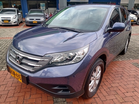 Honda Cr-v 2wd Lx 2013