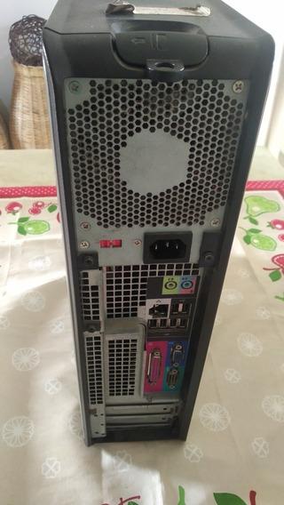 Dell Optiplex 380 Cpu E5450 4 Cores Com 8gb De Ram Hd 500gb.