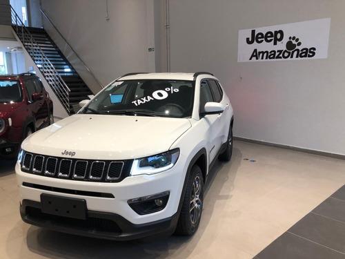 Jeep Compass Sport At 2.0 Flex 20/21