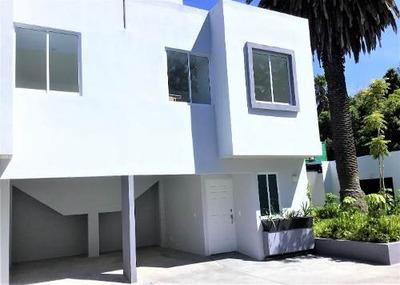Casa Nueva En Venta En Iztapalapa