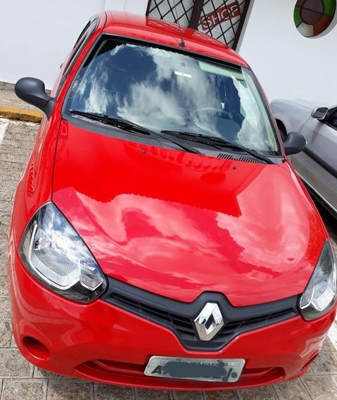Clio Expression 2013/2014 Com Ar Condicionado Renault
