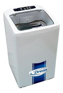 Lavarropas automático Drean Concept Fuzzy Logic Tech V1 blanco 5kg 220V