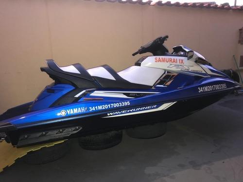 Jet Ski Yamaha Fx Cruiser Svho