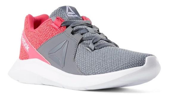 Tenis Reebok Energylux Mujer Correr Gym Gimnasio Comodos Fit