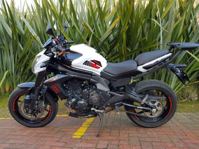 Kawasaki Er6n 2014 (con/sin Fullsystem Akrapovic)