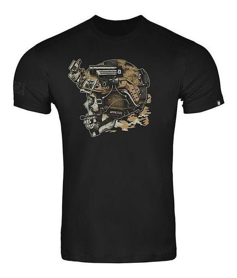 Camiseta T-shirt Invictus Concept Blackjack