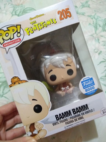 Funko Pop Bamm Bamm 205