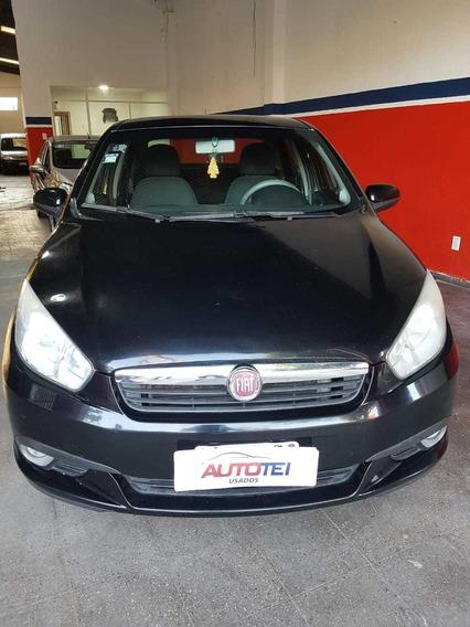 Fiat Grand Siena 1.4 Atractive Con Gnc 5ta. Modelo 2013