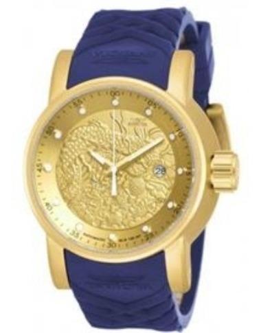 Relógio Masculino De Luxo Dragão Yakusa Promoção