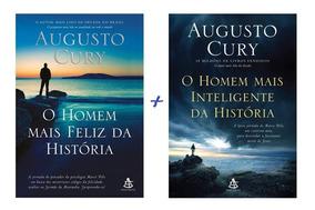 Kit O Homem Mais Inteligente Da Historia +o Homem Mais Feliz