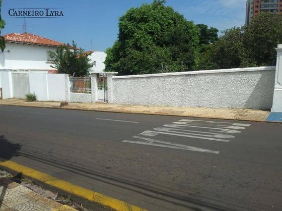 Terreno À Venda, 1017 M² Por R$ 1.200.000 - Centro - Jaú/sp - Te0173