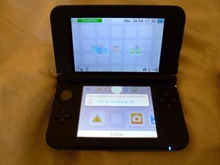 Nintendo 3 Ds Xl Consola Portatil En Caballito*
