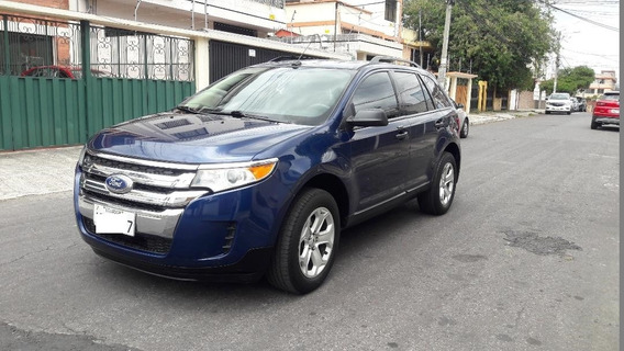 Ford Edge 3500cc 2012 4x4 Perfecto Estado