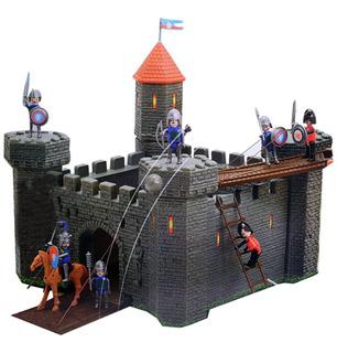 Ataque A La Fortaleza Simil Playmobil Nuevo 6445 Bigshop