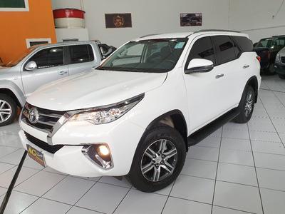 Toyota Hilux Sw4 Srv 2019 Branca 2.7 Flex Aut 7 Lug Top 13km