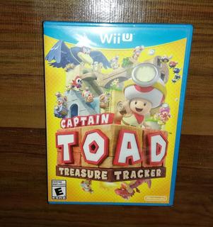 Capain Toad Treasure Tracker Wii U En Calidad Nuevo