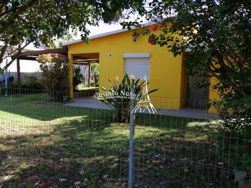 Dos Casas En Un Mismo Padrón- Ref: 3531