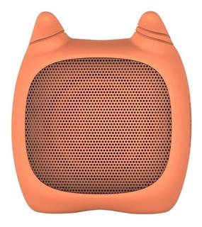 Parlante Portatil Bluetooth Noblex Psb02toro Forma Toro