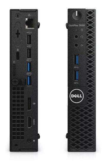 Mini Pc Dell 3050m I3-7100 7ª Geração Hd 500gb 4gb Memo Ddr4