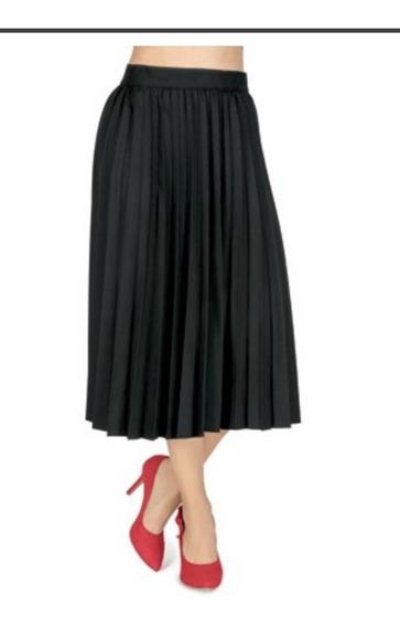 Falda Negra #15724 Rinna Oi 2020