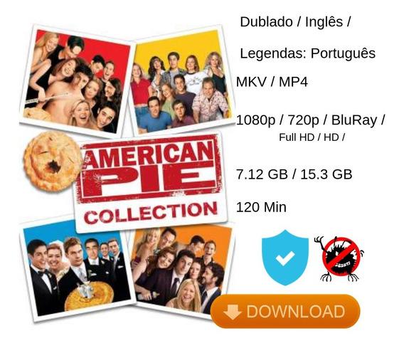American Pie - Coleção Completa