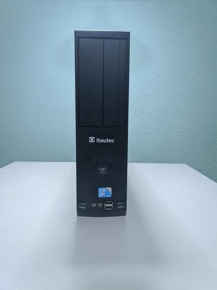 Cpu Computador I5 Intel 4 Ram Sem Hd