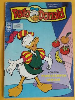 Hq Pato Donald N° 1978 - Editora Abril