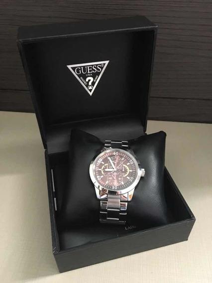 Relógio Original Guess - Ótimo Estado, Pouquíssimo Uso!