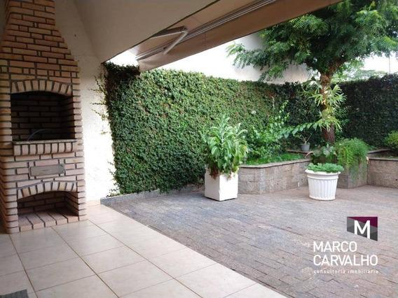 Casa À Venda, 360 M² Por R$ 750.000,00 - Jardim Maria Izabel - Marília/sp - Ca0494