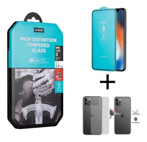 Vidrio Templado Alta Definicion Joyroom iPhone 11 Pro/x Y Xs
