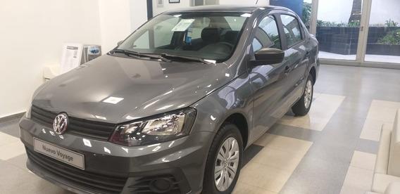 Volkswagen Voyage 1.6 Msi Trendline 2020 Dc#a2