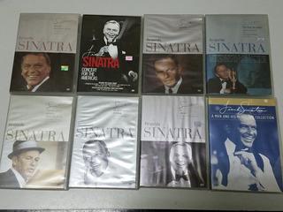 Dvd Frank Sinatra Coleccion Original 8 Dvd