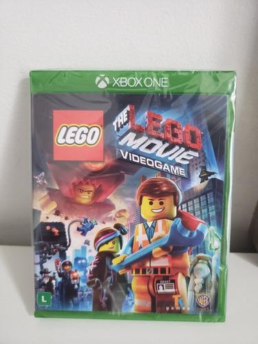 Jogo Xbox One Infantil Lego The Movie Vídeogame Lacrado
