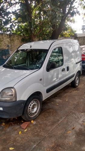 Renault Kangoo Grand Confort 2007 Con Faltantes - No Chocada