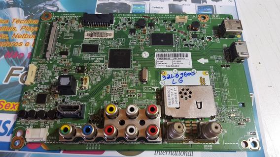 Placa Pci Tv Lg 32lb5600 Pcb;eax65359104(1.1) Semi Nova