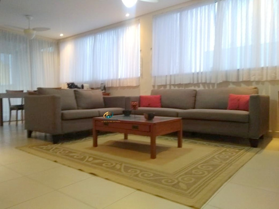 Apartamento Para Alugar No Bairro Pitangueiras Em Guarujá - - En672-3