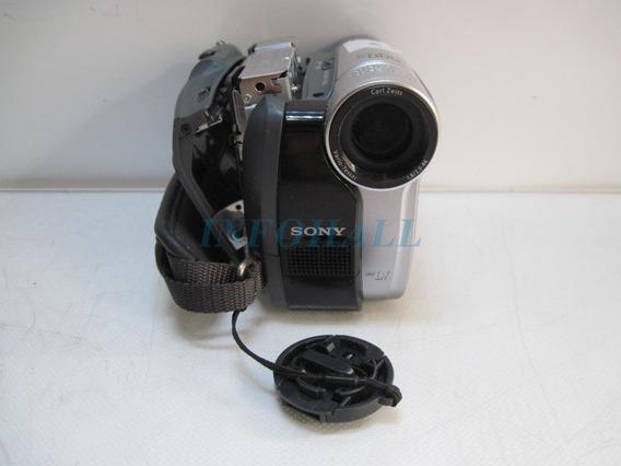 Filmadora Digital Sony Dcr-hc27e Defeito Ler Descrição