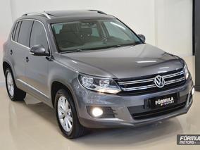 Volkswagen Tiguan Tsi 2.0 2014 Cinza Gasolina