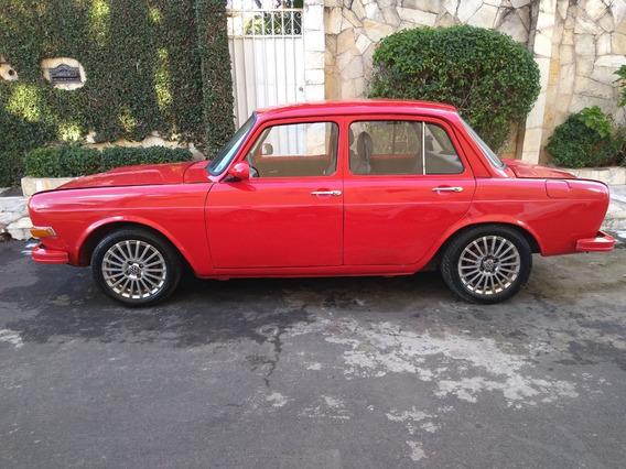 Vw - Zé Do Caixão - 4 Portas Carro Vintage .